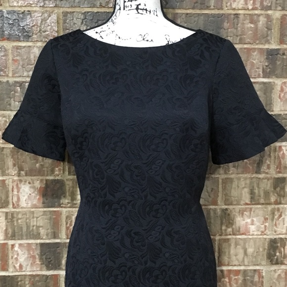 Talbots Dresses & Skirts - EUC TALBOTS Exquisite Detailing Matelasse Dress